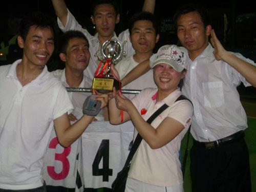 互联在线荣获深圳互联网企业第二届篮球赛冠军2