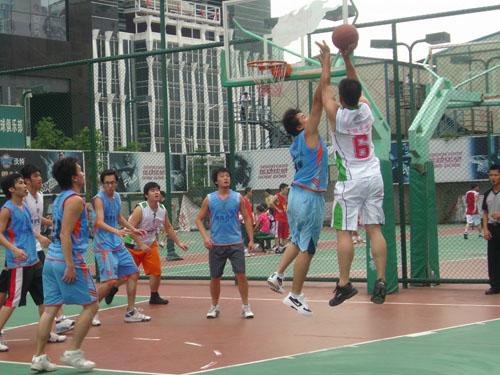 互联在线荣获深圳互联网企业第二届篮球赛冠军5