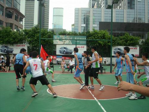 互联在线荣获深圳互联网企业第二届篮球赛冠军6