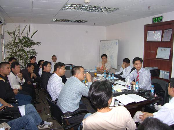互联在线领导参加深圳市互联网技术应用协会理事会议