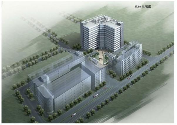 福田国际电子商务产业园科技楼